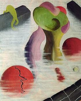 Over the Wall - Desmond Morris