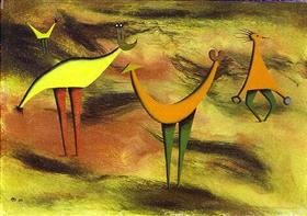 The Survivors - Desmond Morris