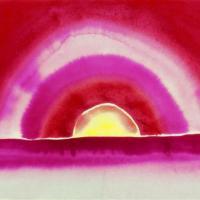 SIA: Sunrise by Georgia O'Keeffe