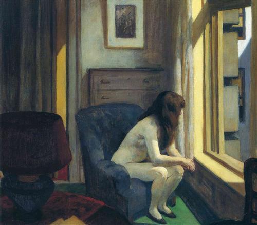Eleven A.M. - Edward Hopper