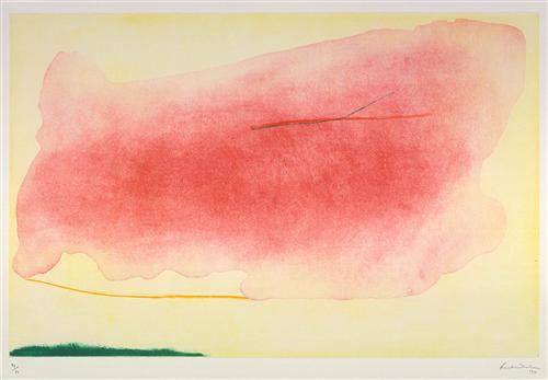 Nepenthe - Helen Frankenthaler