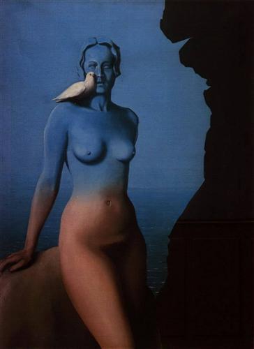 Black Magic - Rene Magritte