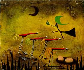 The Egg Thieves - Desmond Morris
