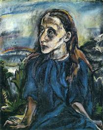 Oskar Kokoschka 98 Paintings And Drawings