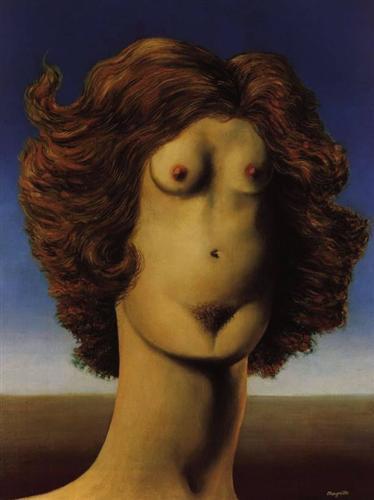 Rape - Rene Magritte