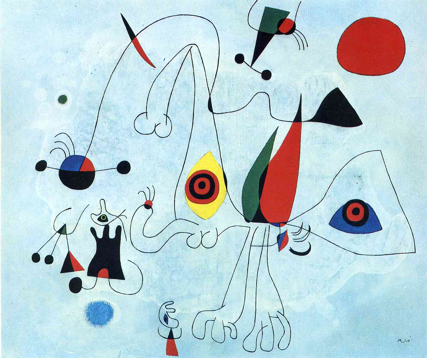Image result for joan miro images