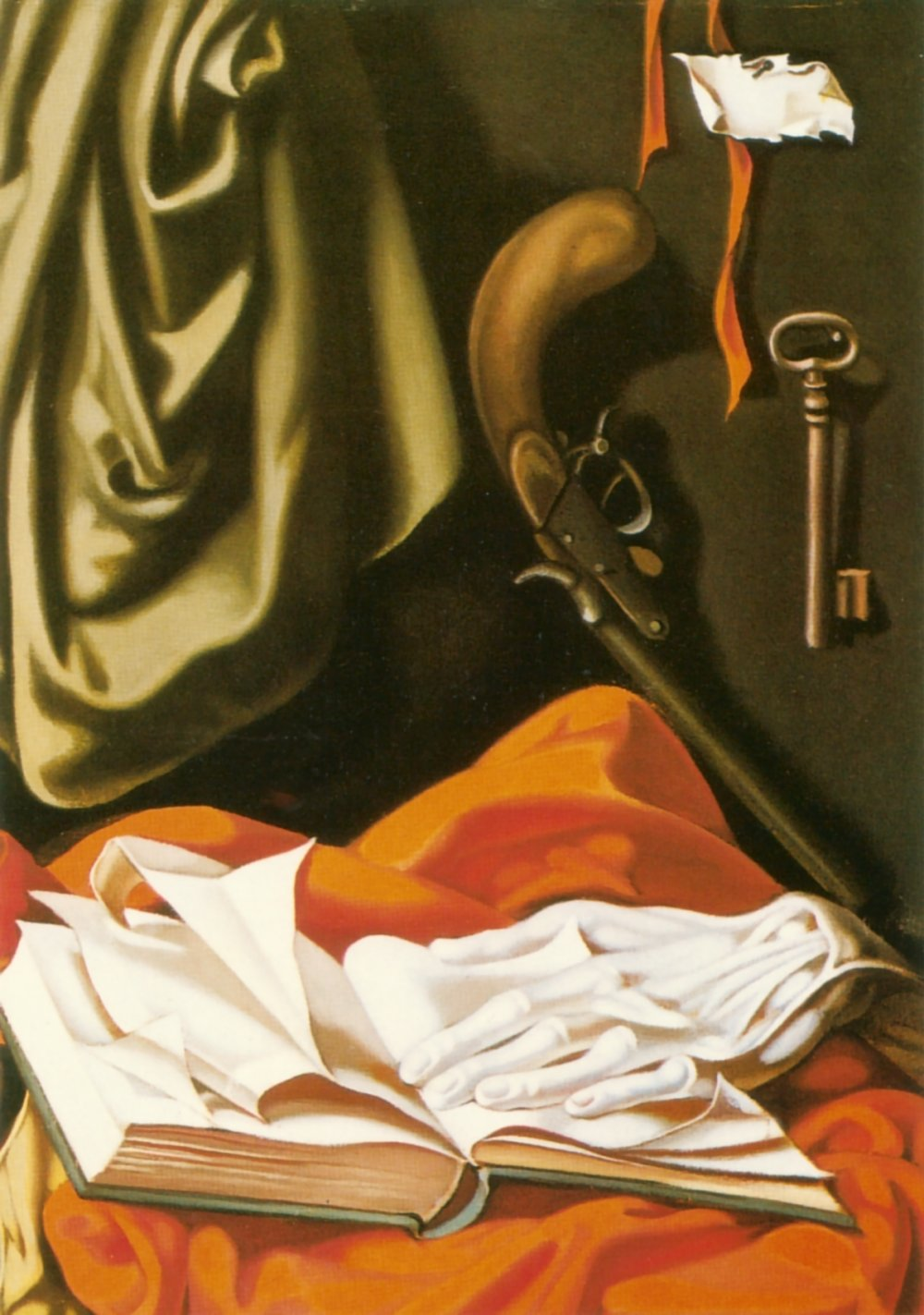 key and hand tamara de lempicka biblioklept. Black Bedroom Furniture Sets. Home Design Ideas