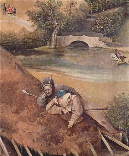 Adoration of theMagi - Hieronymus Bosch