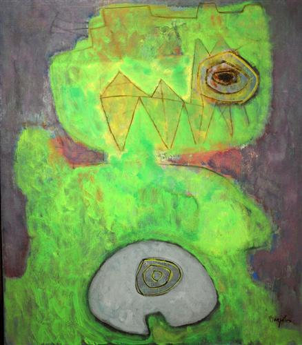 Dwarf - William Baziotes