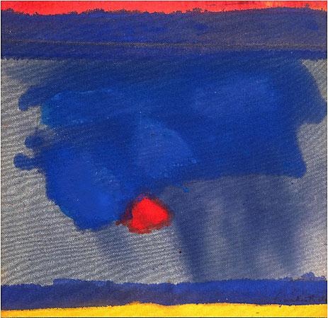 Provincetown - Helen Frankenthaler