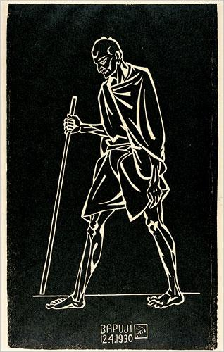 mahatma-gandhi-art