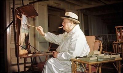 Grosshandel Winston Churchill Leinwand Stucke Home Decor Hd