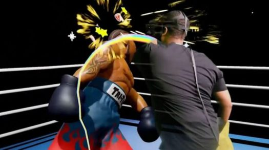 Knockout League Review – Punch-Out!! Gets The VR Treatment