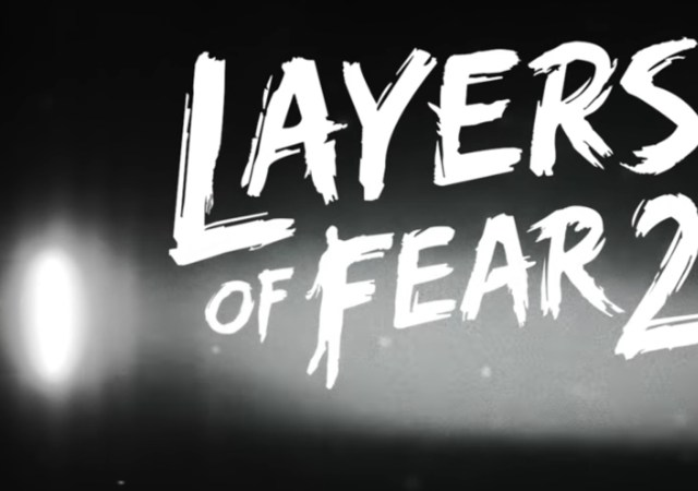 Layers of Fear 2 VR horror