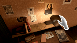 Anne House Frank VR Quest