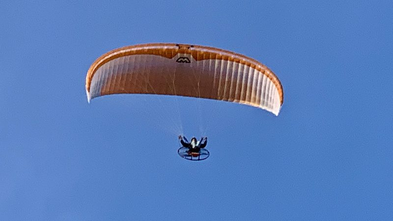 Paramotor Training in North Carolina  Come learn to fly at