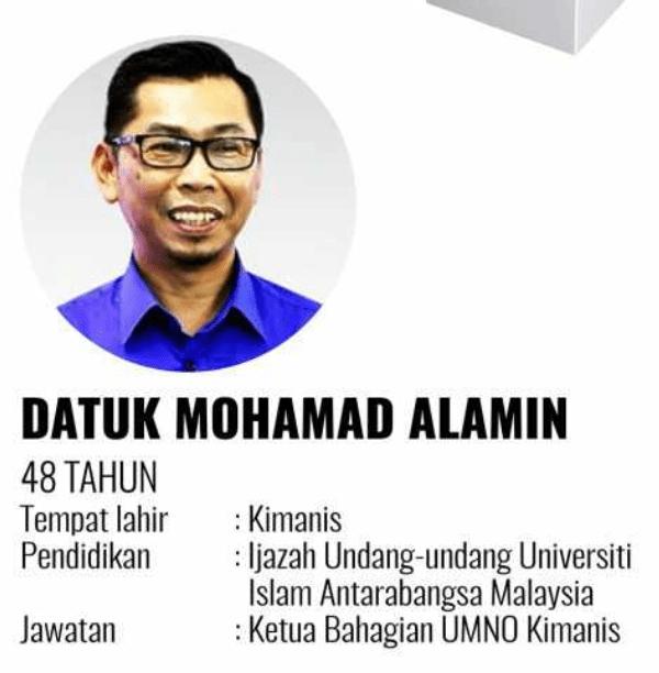 Datuk Mohamad Alamin