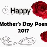 Happy Mothers Day Poems 2017