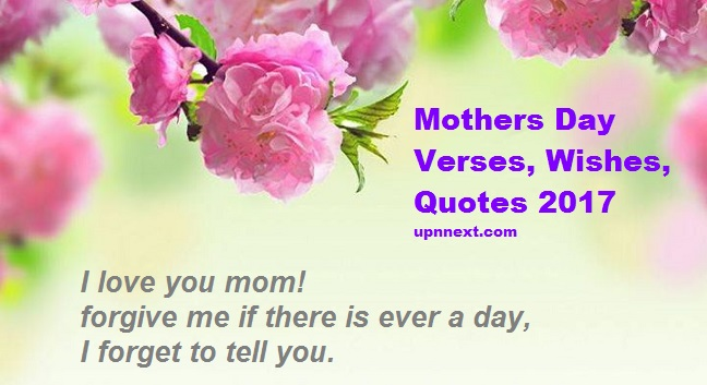 Mothers Day Verses for Cards 2017