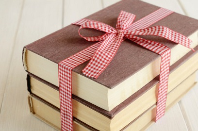 books gift as birthday