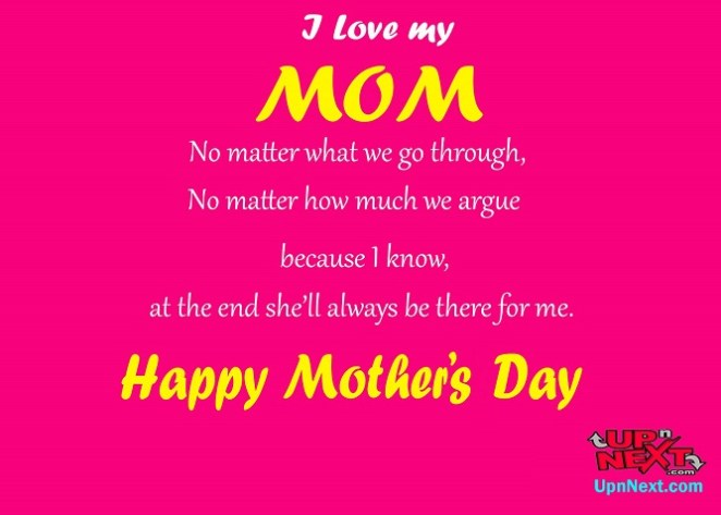 Happy Mother's Day Images for Whatsapp 2017