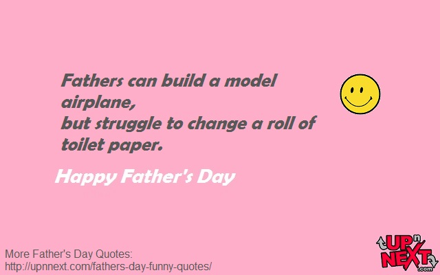 Funny Fathers Day Quotes 2017-2018