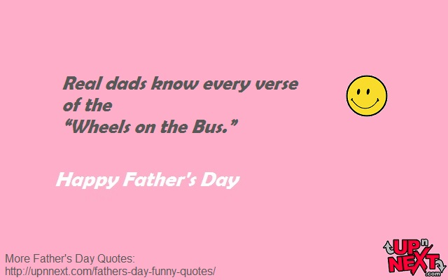 Funny Quotes for Dad 2018