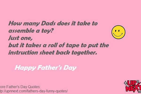 Funny Quotes for Dad