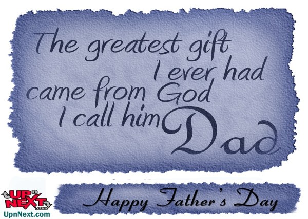 Happy Father's Day Cards 2017-2018