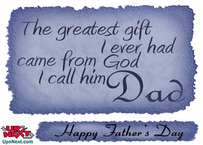 Happy Fathers Day Cards with Messages for Daughter