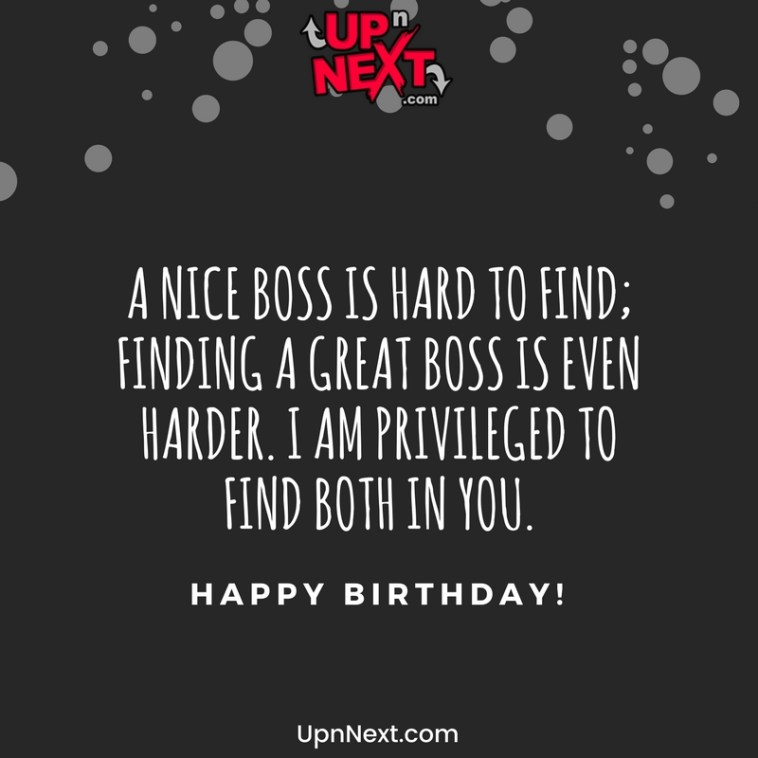 Birthday Wishes For Boss 2017