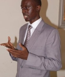 Moustapha NDIAYE