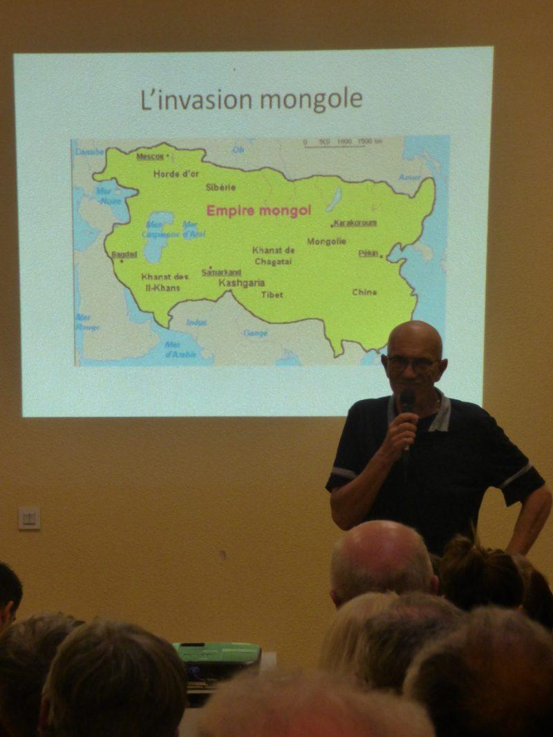"G.Jolivet ""Histoire de l'Islam"" Serpaize, 13/10/16"