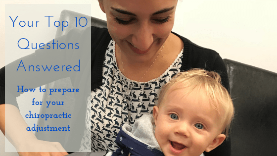 your top 10 chiropractic questions answered