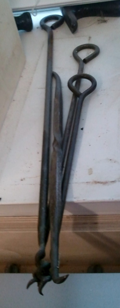 Old Tool Sleuth: What are these (not gimlets)?