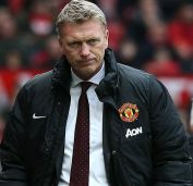 David Moyes is certainly not a happy camper after consecutive losses at Old Trafford.