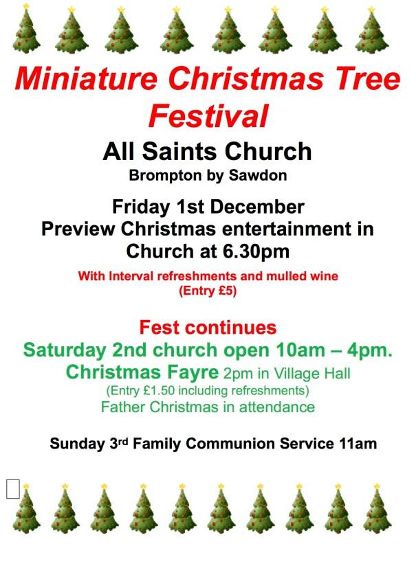 Christmas Fest 17 poster