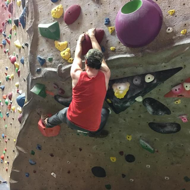Hope your Saturday night is as good as ours!!!! indoorclimbinghellip