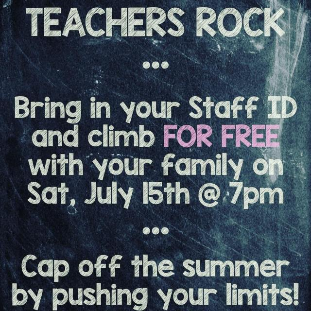 Teachers! Come Join us for a FREE event! Bring yourhellip