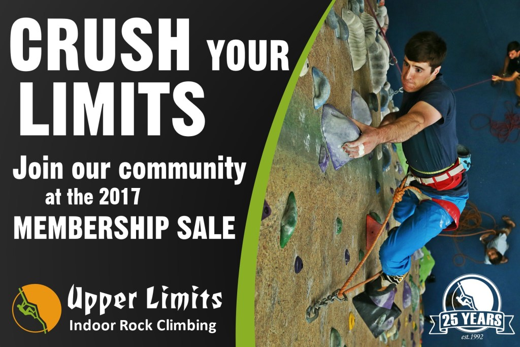Upper Limits Indoor Rock Climbing