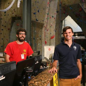 best staff at upper limits indoor rock climbing gym st. louis