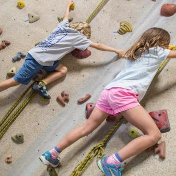 youth kids programs indoor rock climbing upper limits maryland heights st louis gyms