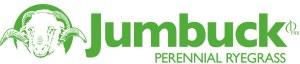 Jumbuck Perennial Ryegrass Logo with a Ram
