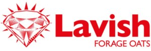 Lavish Forage Oats Logo with Diamond