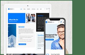 SolidBox | Propre thème WordPress moderne pour votre entreprise-1
