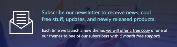 subscribe to the top newsletter