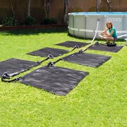 tapis solaire intex pour piscines hors sol
