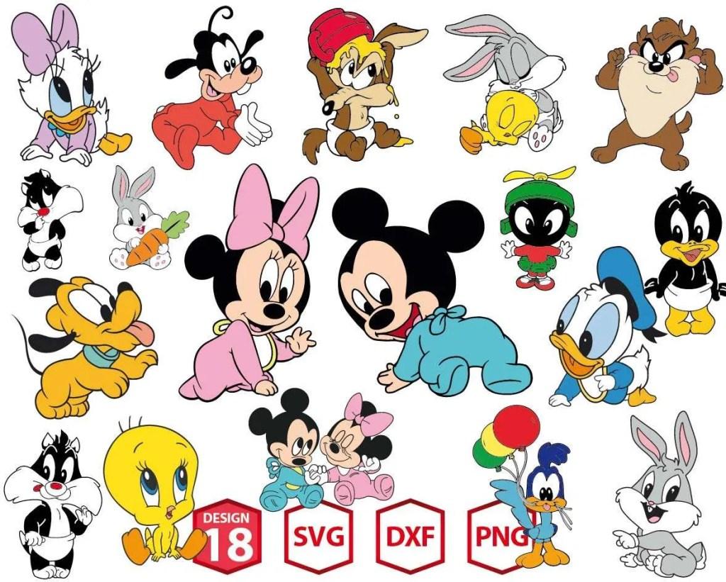 Baby Looney Tunes SC-04