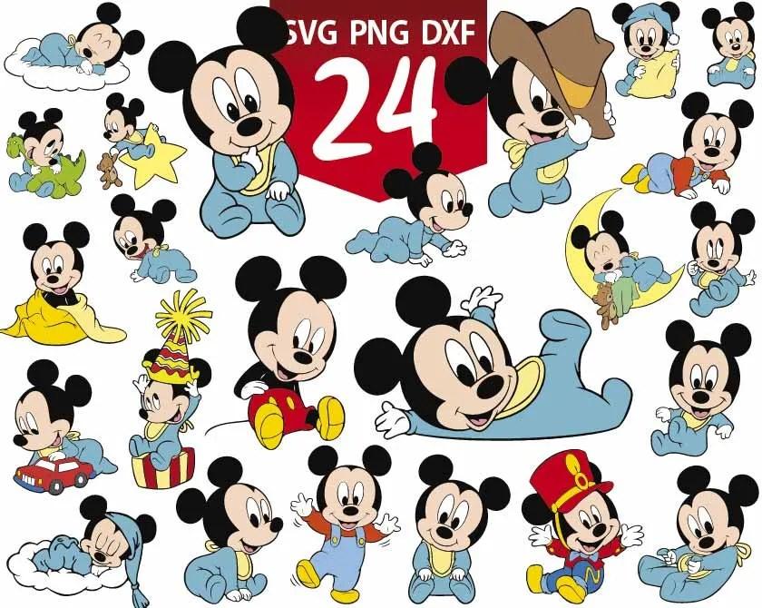 Baby Mickey UPP-01