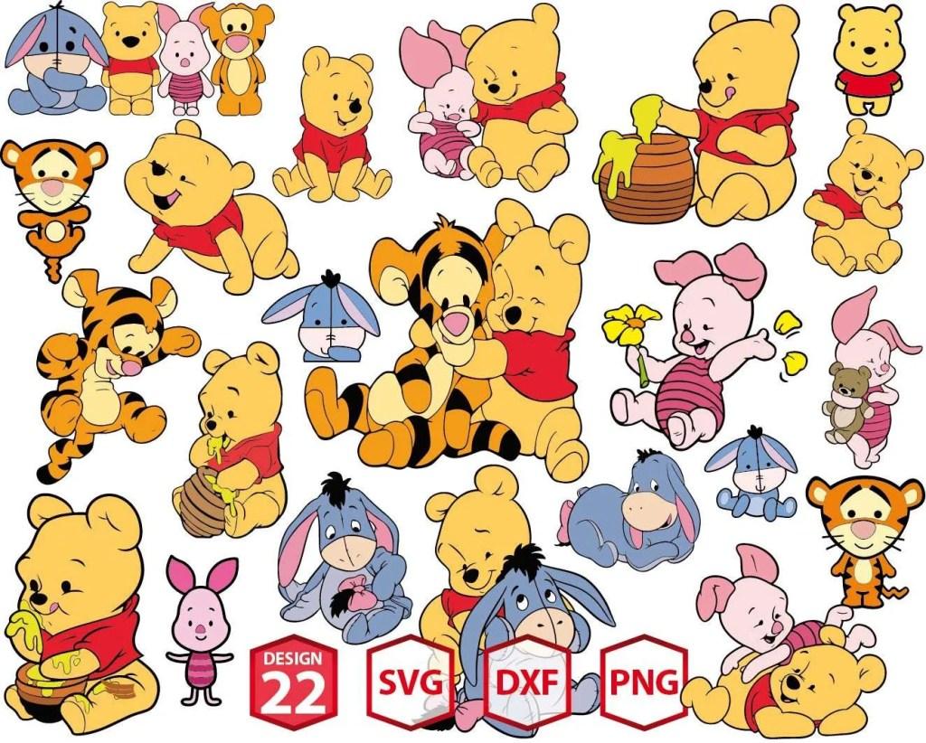 Baby Winnie Pooh SC-04